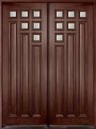 Enchanting Contemporary Wooden Front Doors Images  Best Solid Wood Contemporary Front Doors Uk
