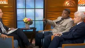 tracy morgan s heartbreaking first interview since his car crash watch tracy morgan s heartbreaking first interview since his car crash