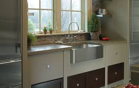 Farmhouse Sinks Stainless Steel For The Kitchen Sink  Just MfgStainless Steel Farmhouse Kitchen Sinks