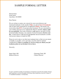 Professional Letter Format Example Professional Letter Format Example Letters Free Sample Letters 14