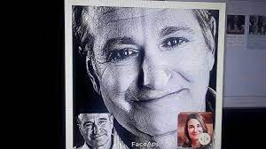 Robin Williams as Melinda Gates - YouTube
