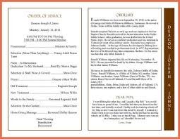 sample of obituary example obituary bio example