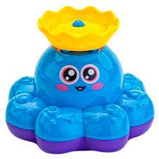 <b>Игрушка</b> для ванной <b>BRADEX Фонтан</b>-<b>осьминожка</b> — <b>Игрушки</b> ...
