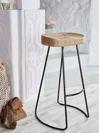 high back bar stool chairs uk. this weathered oak bar stool has a solid seat carved for comfort and elegant aged metal high back chairs uk h