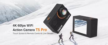 <b>ThiEYE T5 Pro</b> action camera Review: Low Cost 4K Action Camera ...