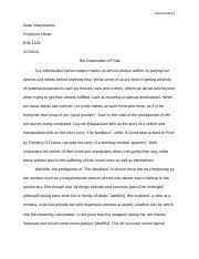 essay poem explication adan vasconcelos professor lourdes 5 pages essay 2