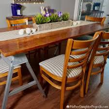 Image Kitchen Barn Wood Table Refinishing Instructables Barn Wood Table Refinishing Steps with Pictures