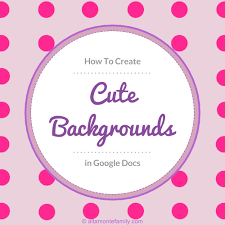 google slide backgrounds how to make your own cute backgrounds in google docs plus free