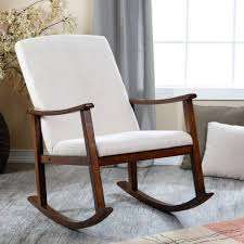 modern rocking chair for nursery homesfeed impressive best australia upholstered uk furniture baby cradle s warehouse cool cots perth wa