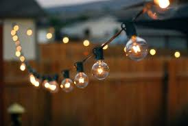 target outdoor lights string