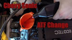 How to change/check the transmission fluid in an automatic Chevy ...
