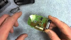 repairing remote control for genie garage door opener