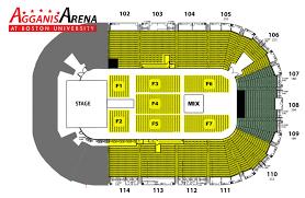 Agganis Arena Concert Seating Chart Agganis Arena Concert Seating Chart Concertsforthecoast
