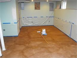 wet basement floor ideas home design ideas from Best Flooring For