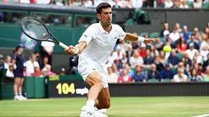 Novak Djokovic Continues Wimbledon ...