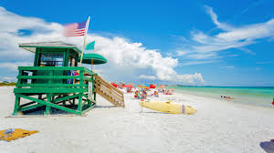 Siesta Beach Is The Best In The U S According To Dr Beach