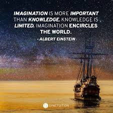Creativity And Imagination Quotes Synctuition