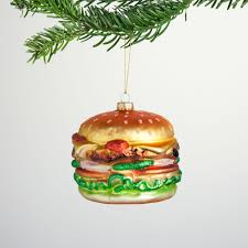 Das Perfekte Männergeschenk Hamburger Christbaumschmuck