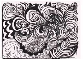 Zentangle Patterns Inspiration Art And Health Calm Down With Zentangle Patterns Artfully Yours