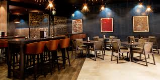 inside of restaurants.  Inside Referencing The Original Interiors Of M Aptly Names Allure Collection  Italianmade Side And Armchairs Is Used Once Again Throughout Main Dining  For Inside Of Restaurants O