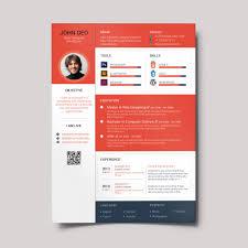 Focal Resume Psd Theme 11 Online Cv Website Toreto Co Examples Make