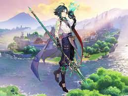 8k) Xiao (Alatus) - Genshin Impact (Trò chơi điện tử Anime) Tải xuống hình  nền HD