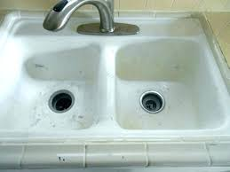 refinish cast iron sink s can you kitchen resurfce