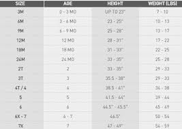Size Chart Adidas Kid Adidas Baby Size Chart Best Picture Of Chart Anyimage Org