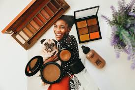 my makeup essentials for dark skin tones