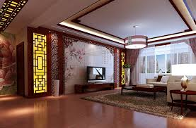 the room style chinese style living room oriental style living