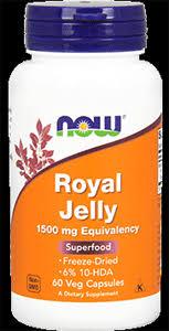 <b>Royal Jelly 1500 mg</b> 60 caps