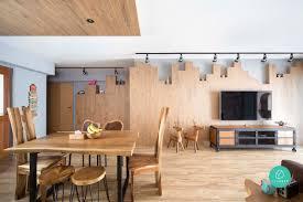 Interior Designer: Versaform Location: Tampines (HDB) Cost of renovation:  $70,000