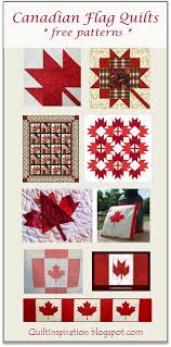 Free Pattern Day: Canadian flag quilts & maple leaf blocks at ... & Free Pattern Day: Canadian flag quilts & maple leaf blocks at Quilt  Inspiration Adamdwight.com