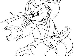 Lego Ninjago Coloring Pages With Colouring Pages The For Create