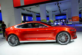 2015 Ford Mustang GT Coupe Design Concept: A Look Into the Future ...