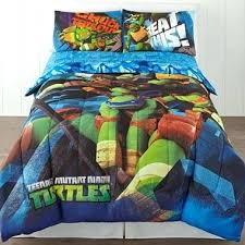 Remarkable Teenage Mutant Ninja Turtles Bed Sheets Comforter Set ...