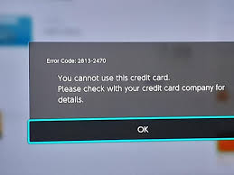Nintendo switch credit card not working. Can Anyone Fix This Nintendo Switch Fortnite Error Nintendoswitchhelp