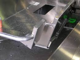 picture of bracket taken at the factory
