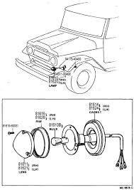 1972 toyota fj40 wiring diagram images diagram on wiring a toyota fj40 land cruiser tail lights toyota wiring diagram