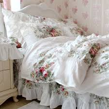 vintage bed sheets for 285 best ruffle princess bedding set images on beautiful