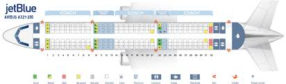 Jetblue First Class Seating Chart
