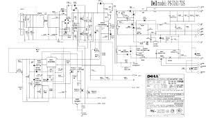 dell ps ds power supply schematic service manual dell ps 5161 7ds power supply schematic service manual 1st page