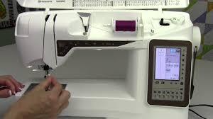 Designer Topaz Husqvarna Viking Topaz 40 4 Threading Machine Set Up