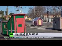 Small Picture TINY Houses California HOMELESSNESS Gets New 40 SOLUTION YouTube