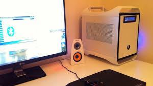 if you re building an htpc a small workstation or you just don t want your rig to take up tons of space under or on top of your desk you need a smaller