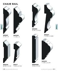 modern chair rail profiles. Chair Rail Profiles. Profiles Decorati Cad Standard Molding Height Home Depot In Modern