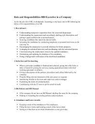Personnel Management Job Description Duties Of Hr Manager Major Magdalene Project Org