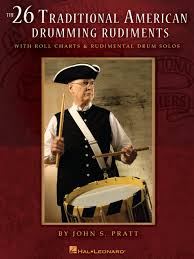 The 26 Traditional American Drumming Rudiments With Roll