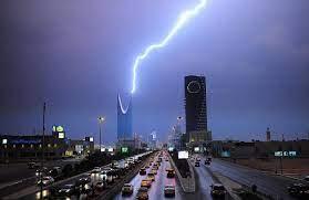 تنبيه لسكان «الرياض»: هطول أمطار وتساقط للبرد على عدد من المحافظات حتى هذا  الموعد