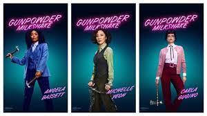 Gunpowder Milkshake' Character Posters ...